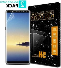 HD FULL COVER Screen Protector Film For Samsung Galaxy S8 S9