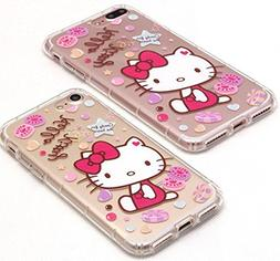 Hello Kitty Ultra-clear case drop proof and shockproof for