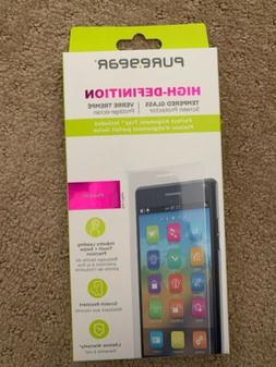PureGear - High Definition Tempered Glass Screen Protector -