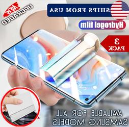 HYDROGEL FLEX Samsung Galaxy S8/S9/S10/S20 Ultra Note 8/9/10