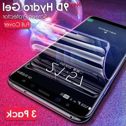 HydroGel Screen Protector For Samsung Galaxy S10 S8 S9 Plus