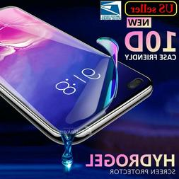 HYDROGEL Screen Protector Samsung Galaxy S20 Ultra S10 S9 S8