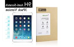 iFlash 3 Pack of Premium Tempered Glass Screen Protector For
