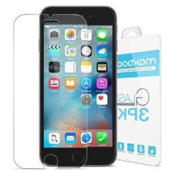 iPhone 6S Plus Screen Protector, Maxboost  Tempered Glass Pr