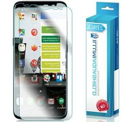 2x iLLumi AquaShield Clear Screen Protector for Galaxy S8 Pl