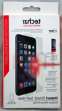 Tech21 Impact Screen Protector Shield with Self Heal for iPh