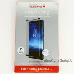 ZAGG Invisible Shield Glass Curve Screen Protector for Samsu