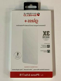 ZAGG Invisible Shield Glass+ Screen Protector for Apple iPho