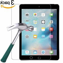 iPad Pro 10.5 Screen Protector,TANTEK  Anti Scratch,Bubble F