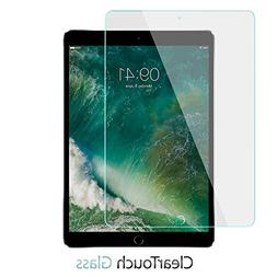 iPad Pro 10.5  Screen Protector, BoxWave  9H Tempered Glass