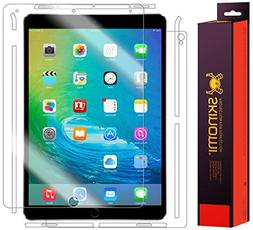 iPad Pro 12.9 Screen Protector + Full Body , Skinomi TechSki