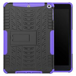 New iPad 9.7 Inch 2017 Cover Case,Jessica Kickstand Feature
