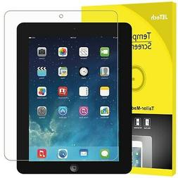 iPad Screen Protector, JETech® Premium Tempered Glass Scree