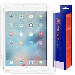 iPad Pro Screen Protector + Full Body , Skinomi MatteSkin Fu
