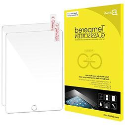 iPad Pro Screen Protector, JETech 2-Pack Premium Tempered Gl