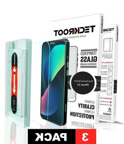3-Pack iPhone 11, 11 Pro, 11 Pro Max Tempered Glass Screen P