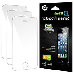 JETech 3-Pack iPhone 4 / 4s Screen Protector Film Retail Pac