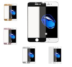 For iPhone 7 / 8 Full Coverage Tempered Glass Touch Screen P