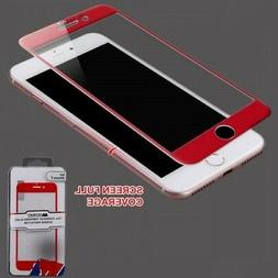 For iPhone 7 / 8 Full Coverage Tempered Glass Screen Protect