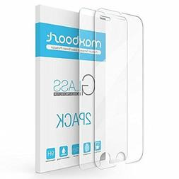 iPhone 7 Plus Screen Protector, Maxboost 2 Pack Tempered Gla