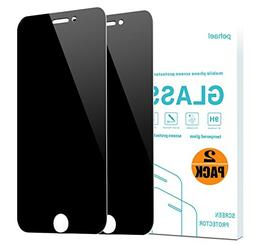 iPhone 8/7 High Definition Privacy Screen Protector, pehael