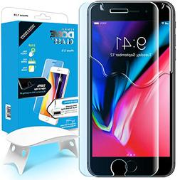 iPhone 8/7 Screen Protector Tempered Glass, Full Cover Scree