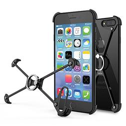 iPhone 8 Plus Bumper/iPhone 7 Plus Metal Bumper Case Ultra T