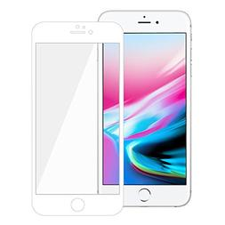 iPhone 8 Plus Screen Protector, HD 9H Anti Scratch Edge to E
