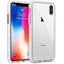 JETech Case for Apple iPhone X, Shock-Absorption Bumper Cove