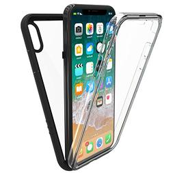 iPhone X case iPhone X Cases New Trent Azure Full-Body Trans