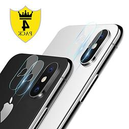 iPhone X Camera Lens Protector -  ICHECKEY Super Clear Ultra