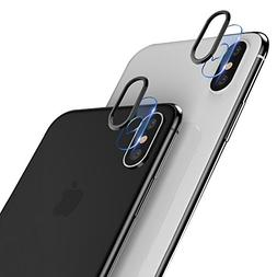 iPhone X Camera Lens Protector - Ultra-Thin High Definition