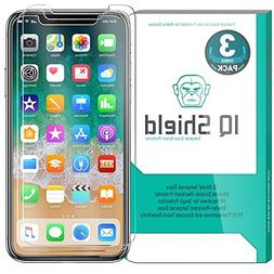 iPhone X Screen Protector , IQ Shield Tempered Ballistic Gla
