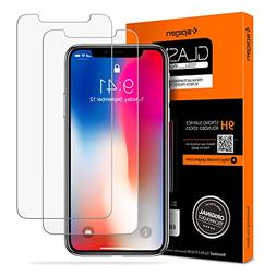 Spigen Tempered Glass Screen Protector Compatible with Apple