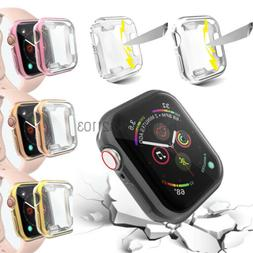 iWatch 40mm 44mm Screen Protector Case Snap On Cover for App