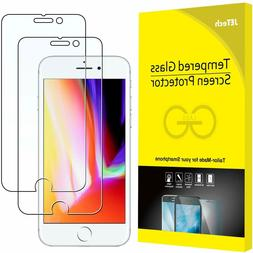 JETech Screen Protector for Apple iPhone 8 and iPhone 7, 4.7