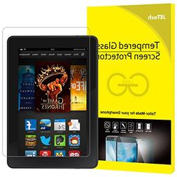 Kindle Fire HDX 7 Screen Protector, JETech Premium Tempered