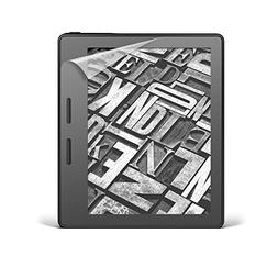 Kindle Oasis Screen Protector, NuPro, 2-Pack, Screen Protect