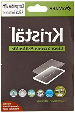 Amzer Kristal Clear Screen Protector Scratch Guard Shield fo