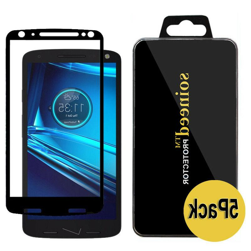 1-10 Droid Turbo FULL COVER Protector