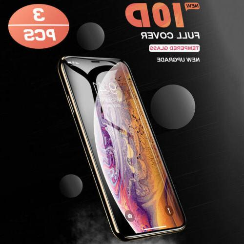 10D Curve For X Full Real Glass
