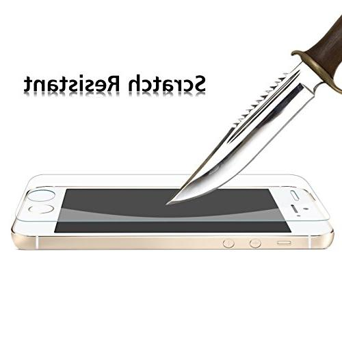 OMOTON Edge 9H Tempered Screen Protector iPhone -
