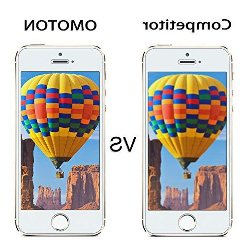 OMOTON 9H Screen for iPhone SE/ -