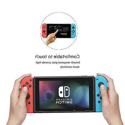 2-PACK Tempered Screen for Switch