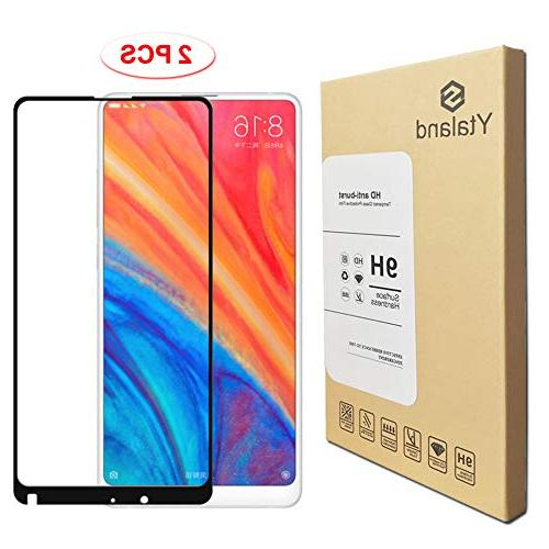 Ytaland for Xiaomi Mi Mix 2 / 2s Tempered Glass Screen Prot