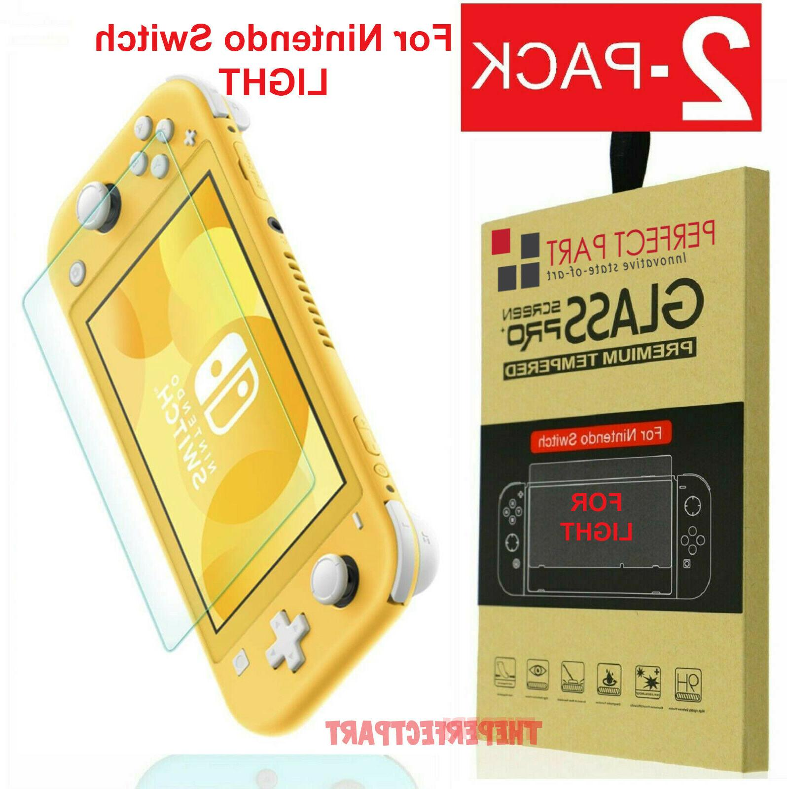 2 pack for nintendo switch lite anti
