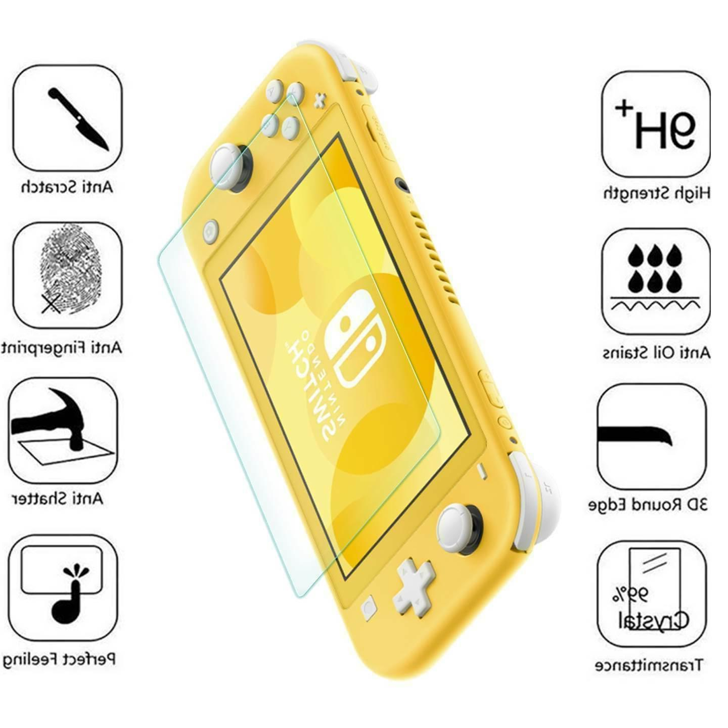 2 Switch Lite Tempered Glass