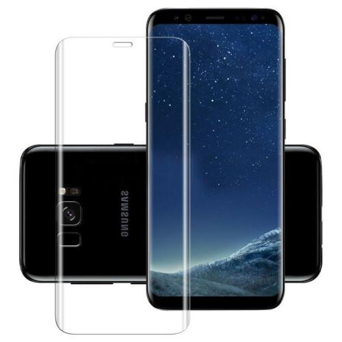 2-Pack Full Glass F Galaxy S8 Note