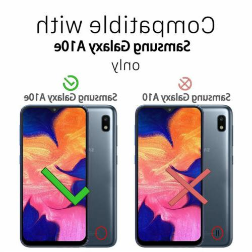 2-Pack Full Cover Tempered HD Protector Samsung A50