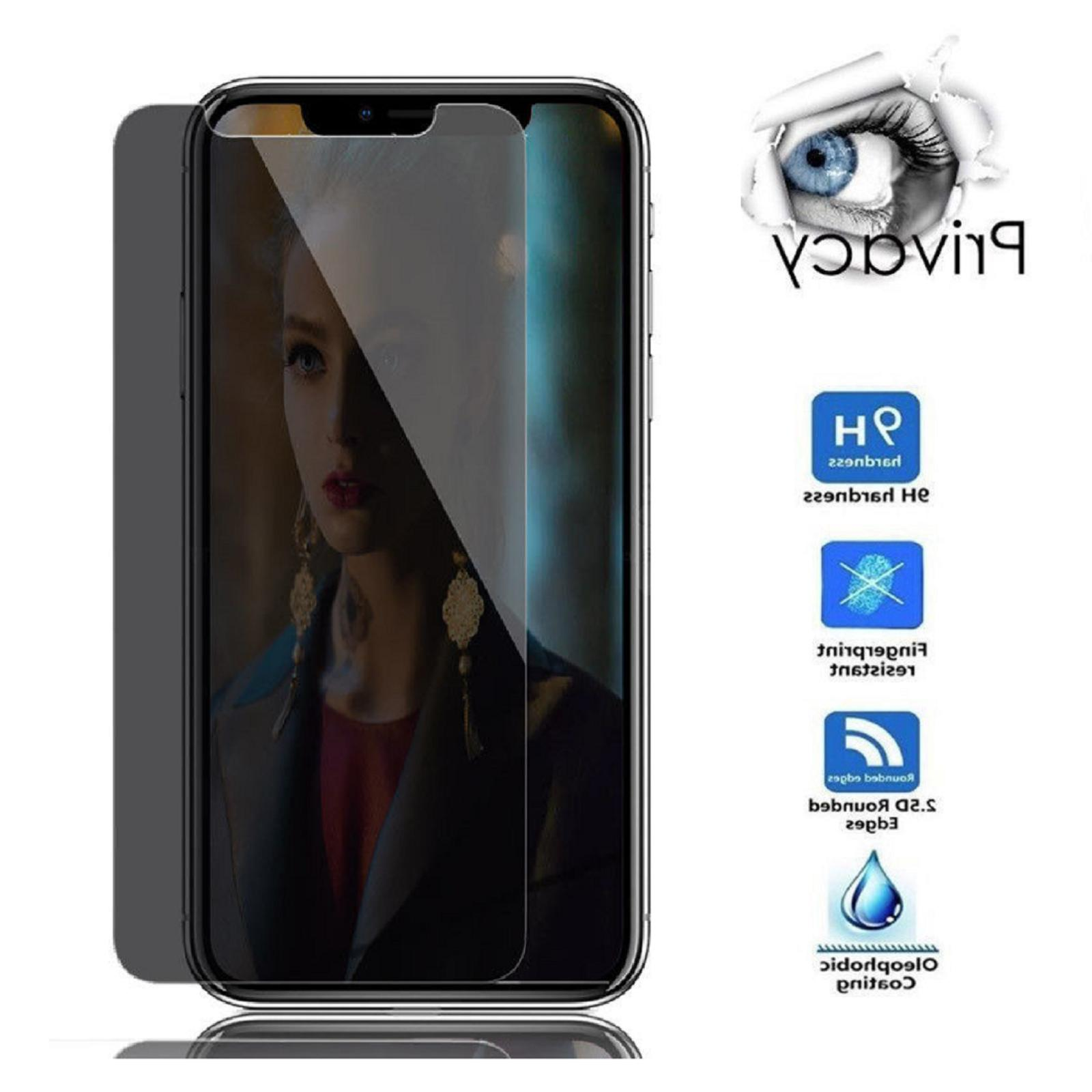 HD Privacy Anti-Spy Glass Protector Film